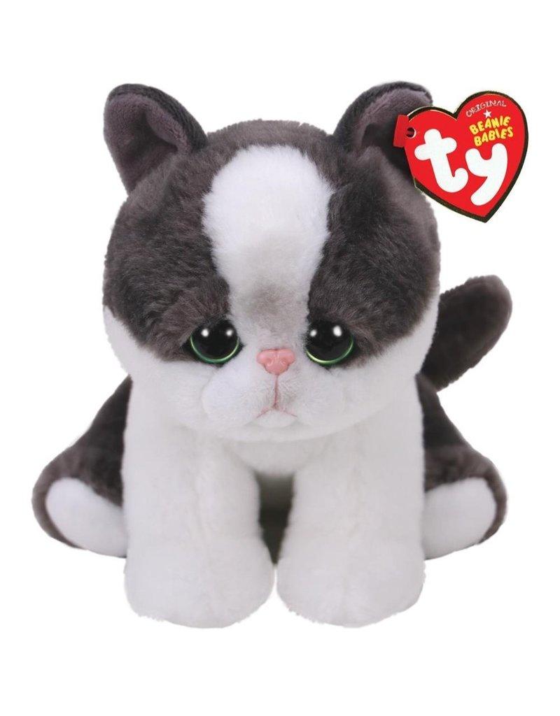TY Pluche Kat Yang met glitter ogen 15cm.