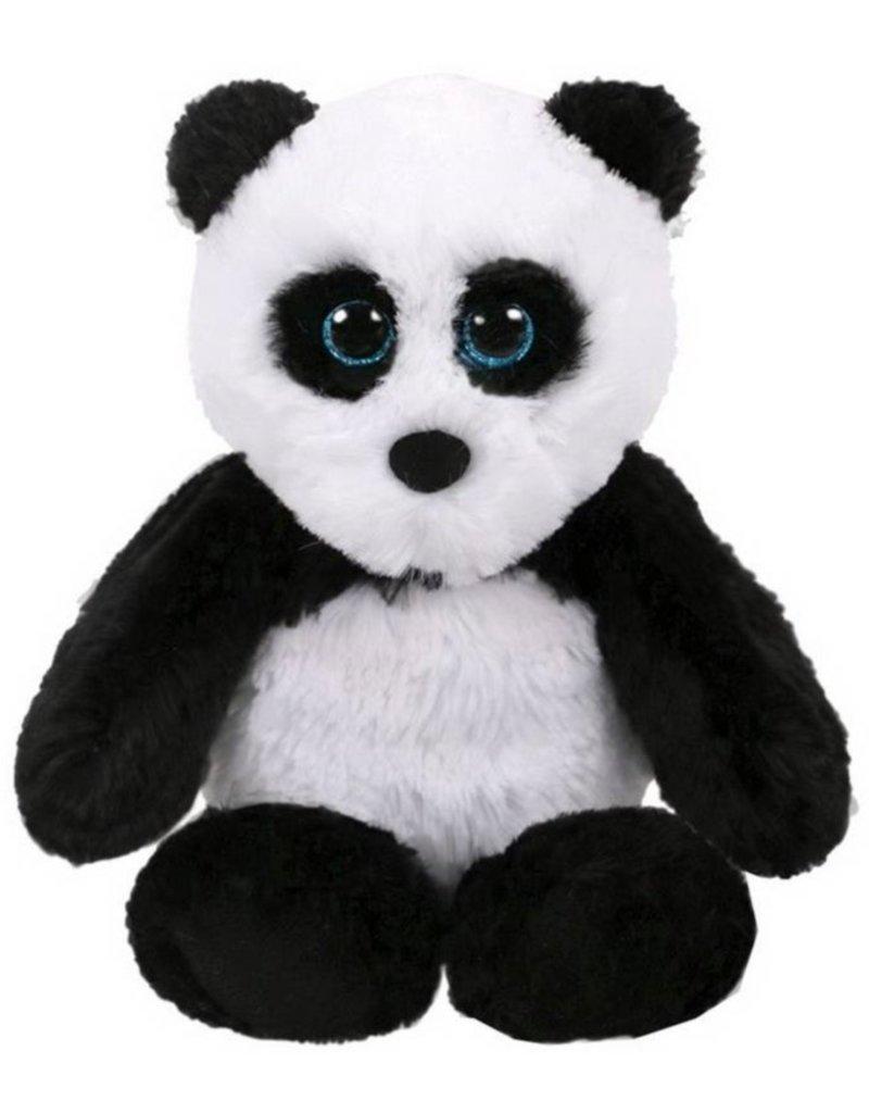 TY Pluche Panda Fluff met glitter ogen 20cm.