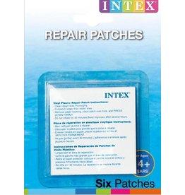 Intex Reparatie plakkers 6 stuks
