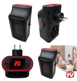 Heater Fast Compact 350W Stopcontactverwarming