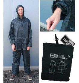 Lastpack Regenpak Blauw Maat XL