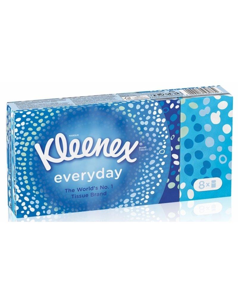 Kleenex Zakdoekjes 8 pakjes x 9 doekjes