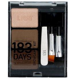 183days Make-Up Poederset 6 delig 020 Nut