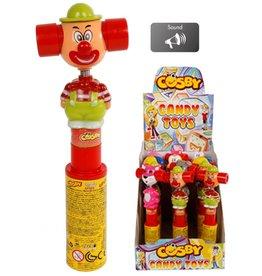 Cosby Shake It met snoep, verrassing en geluid 25cm.