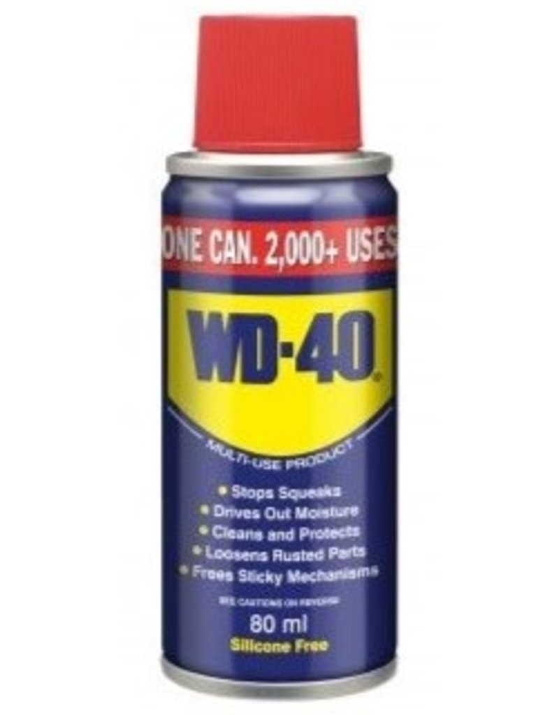 WD-40 Multispray 80ml.