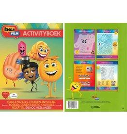 Emoji Activityboek 48 pagina 29x21cm.