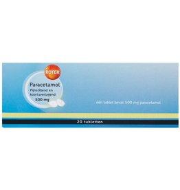 Roter Paracetamol 500mg 20st