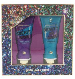 Sence Giftset Shower Gel 200ml + Body Lotion 200ml