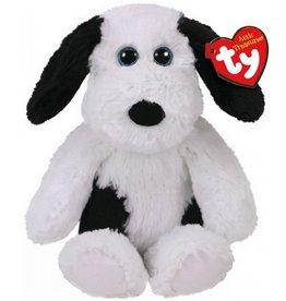 TY Pluche Hond Muggy met glitter ogen 20cm.