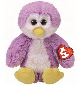 TY Pluche Pinguin Gordon met glitter ogen 20cm.