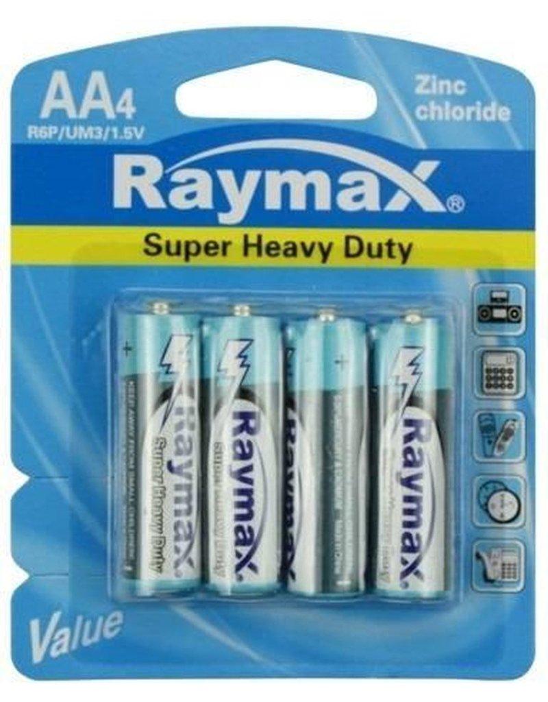 Raymay Batterij 4xAAA Penlite Zink
