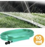 Kinzo Sprinklerslang 10 meter Kunststof flat 2,5cm. 374 gram