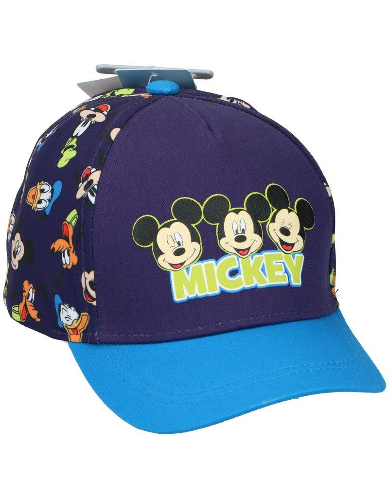 Kinder Baseball Cap Mickey Mouse 3-6 jaar