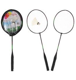 Badmintonset 3 delig 63x20cm.