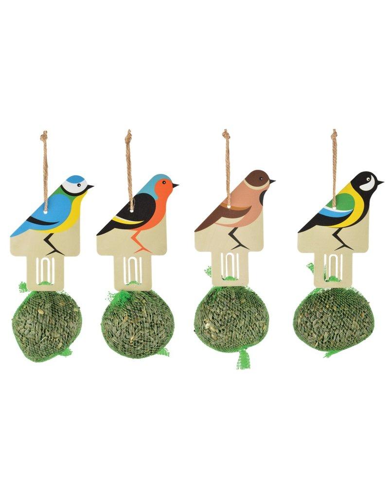 Best for Birds Vogelhanger Zonnebloempitten assorti
