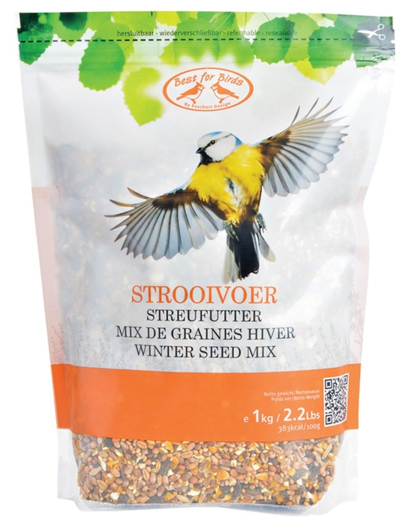 Best for Birds Strooivoer 1 kg
