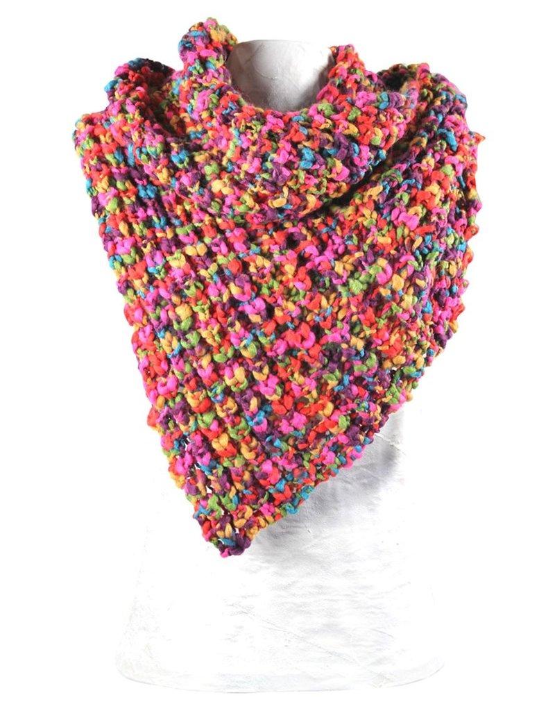 Sjaal Orebro Multi Chunka Yarn