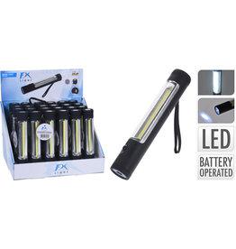 Led Zaklamp & Werklamp Cob 3W