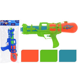 Watergeweer 37cm 3 assorti kleur