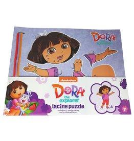 Dora Rijgpuzzel 33x26x1cm.
