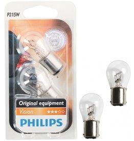 Philips Autolamp Vision P21/5W 12V 2 stuks