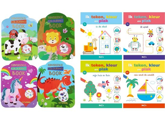 Kleur- en Doeboeken