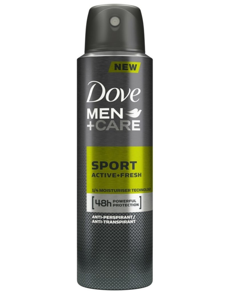 Dove Deospray Men Care Sport Active + Fresh 150ml.