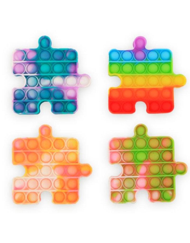 Magic Pop It Puzzle Tie Dye
