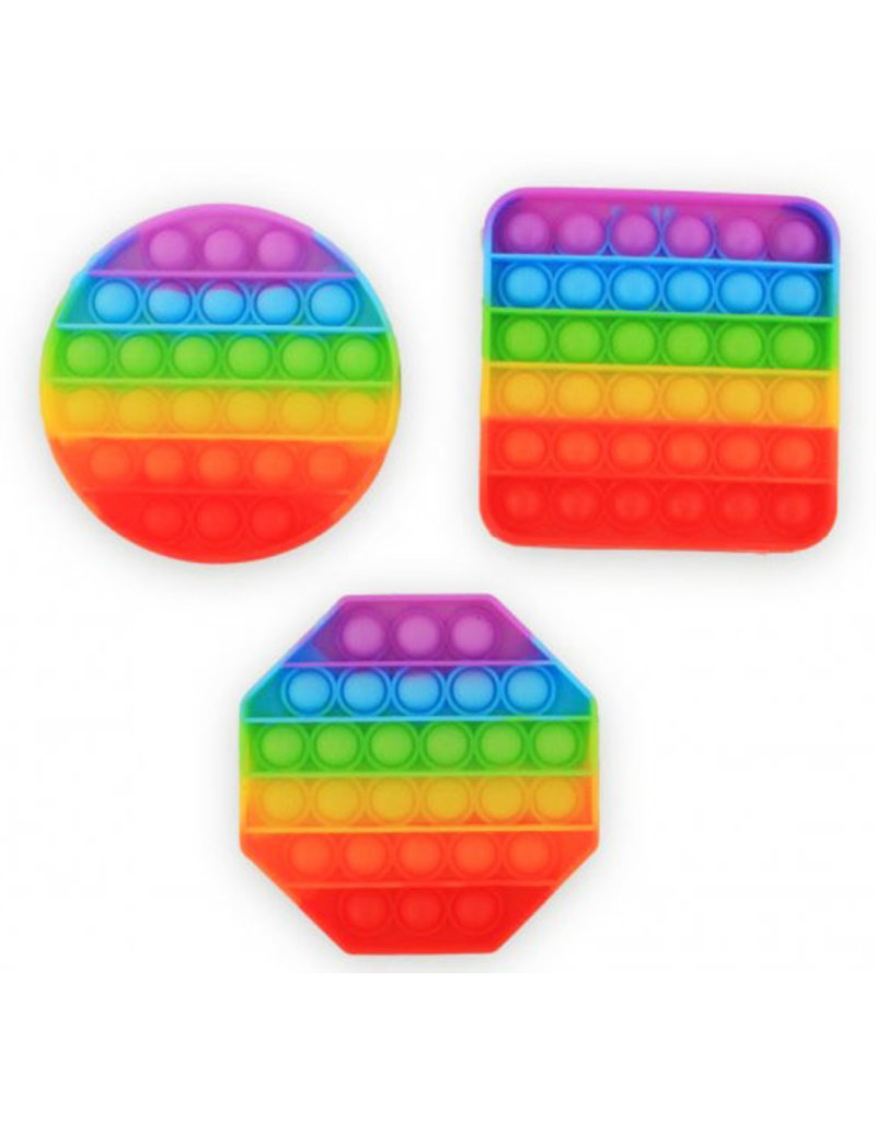 Magic Pop It Rainbow Mix Ø13 cm assorti model