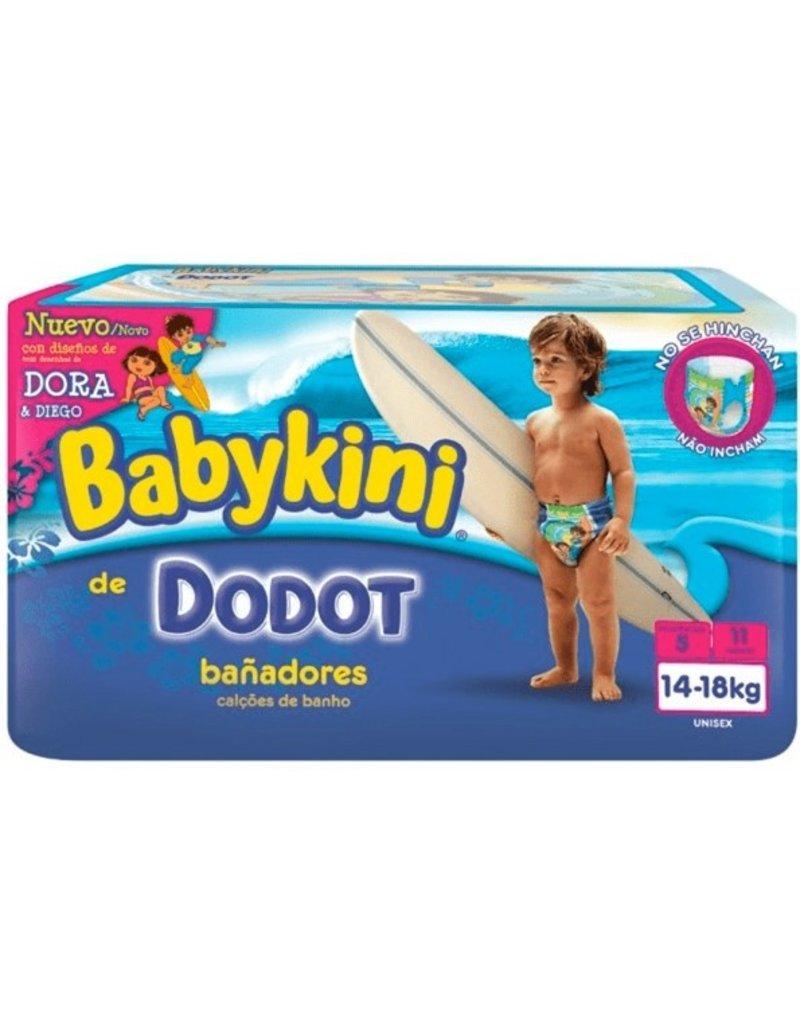 Dodot Zwembroekjes Dora & Diego nr. 5 14-18 kg 11 stuks