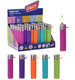 Prof Aansteker Trendy Colors Rond 5 assorti kleur