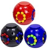 Magic Fidget IQ Puzzle Bal 6,5x6,5cm 3 assorti kleur