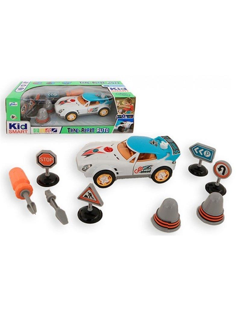 Build Your Own Car 20cm. + 8 accessoires