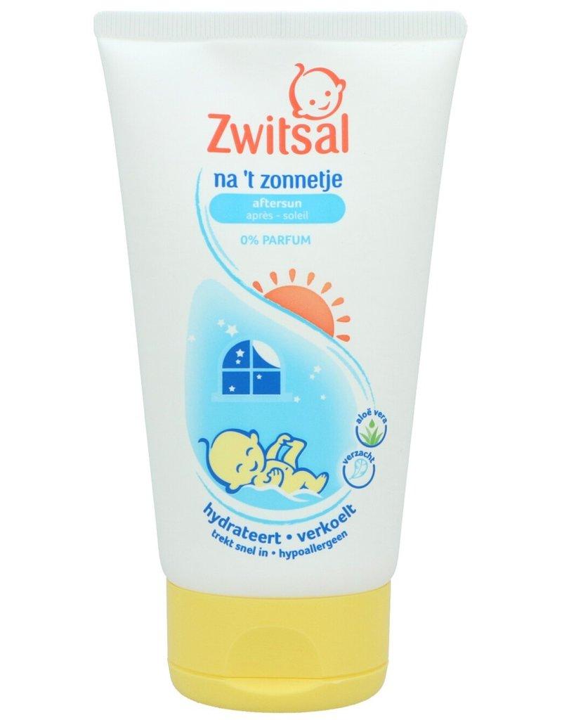 Zwitsal Aftersun Cream 150ml Tube 0% Parfum