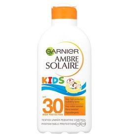 Ambre Solaire Sun Milk Kids F30 200ml (Uk tekst)