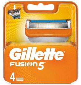 Gillette Fusion 5 Scheermesjes 4 stuks
