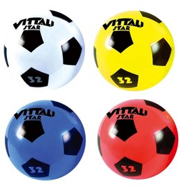 Vittali Star Bal 220mm 4 assorti kleur