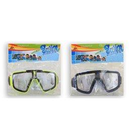 Duikbril Groot  4 assorti kleur