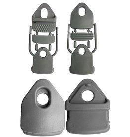 Defa Holdon Camping Instant Clip-On zak a 4 stuks