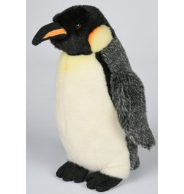 Pluche Pinguïn 28cm.
