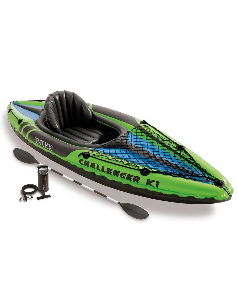 Kayak 270cm met Alu Paddles