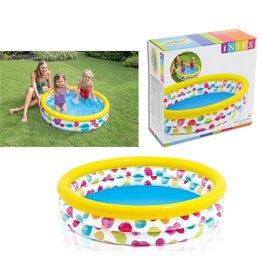 Intex Cool Dots Zwembad 147x33cm