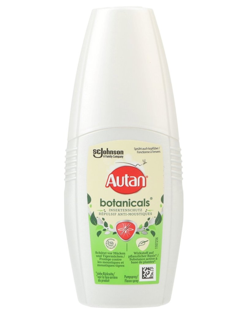 Autan Botanicals Pumpspray 100ml