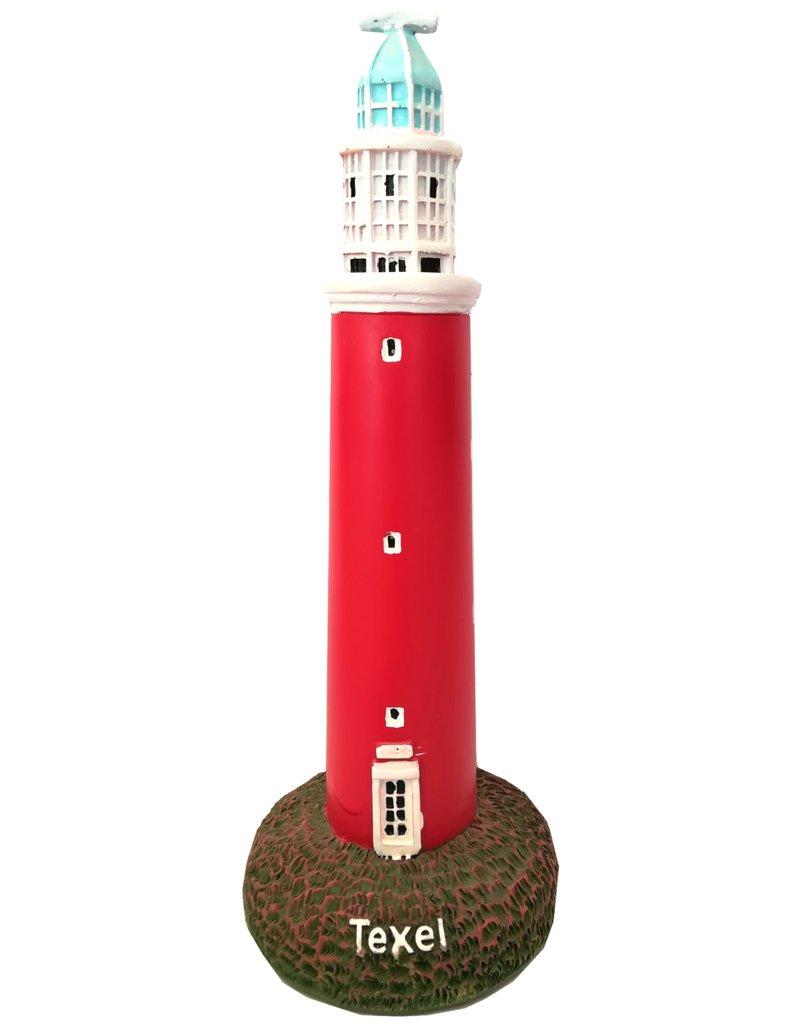 Vuurtoren Texel 25cm