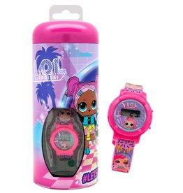 L.O.L. Digitaal Horloge in spaarpot