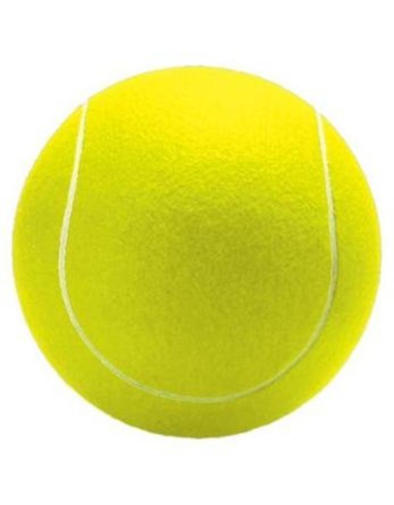 Tennisbal opblaasbaar 13 cm.