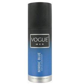 Vogue Deospray Men Nordic Blue 150ml.