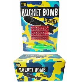 Rocket Bomb 48 shots