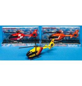 2-Play Reddings Helicopter met licht&geluid 3 assorti kleur