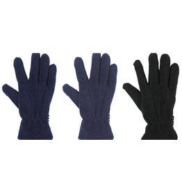 Handschoen Micro Fleece S/M 3 ass. kleur